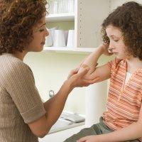 Heridas. Primeros auxilios a los niños