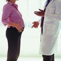 Las molestias del embarazo en el cuarto mes de gestación
