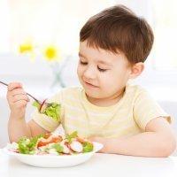 Riesgos de una dieta vegetariana para los niños