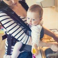 Las mochilas portabebés. Cómo las deben usar los padres