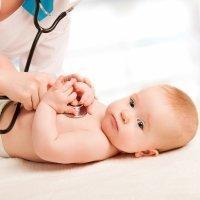 Cuando el bebé tiene un soplo en el corazón