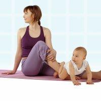 Yoga. Programa de recuperación posparto