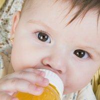 Las caries infantiles: caries del biberón