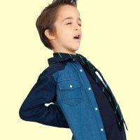 Causas y tratamiento del dolor de espalda en los niños