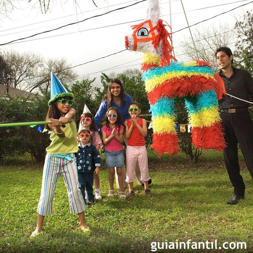Juegos Tradicionales Para La Fiesta De Cumpleanos