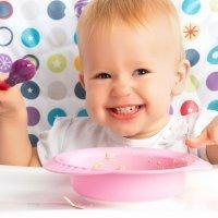 Alimentación para bebés de 1 a 2 años