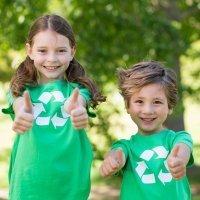 Las ventajas de reciclar para los niños