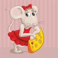Cuento infantil. La ratita presumida