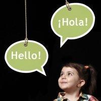 Niños bilingües. Niños que hablan dos idiomas