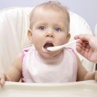Alimentación para bebés de 7 a 12 meses