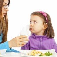 El niño no quiere comer