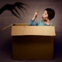 Miedo a la oscuridad en los niños