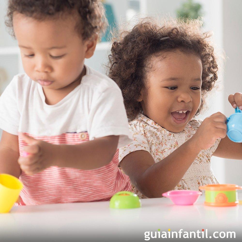 Juguetes Edad Del Recomendados Según La Bebé drCxoBe