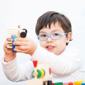 Juguetes para niños con discapacidades