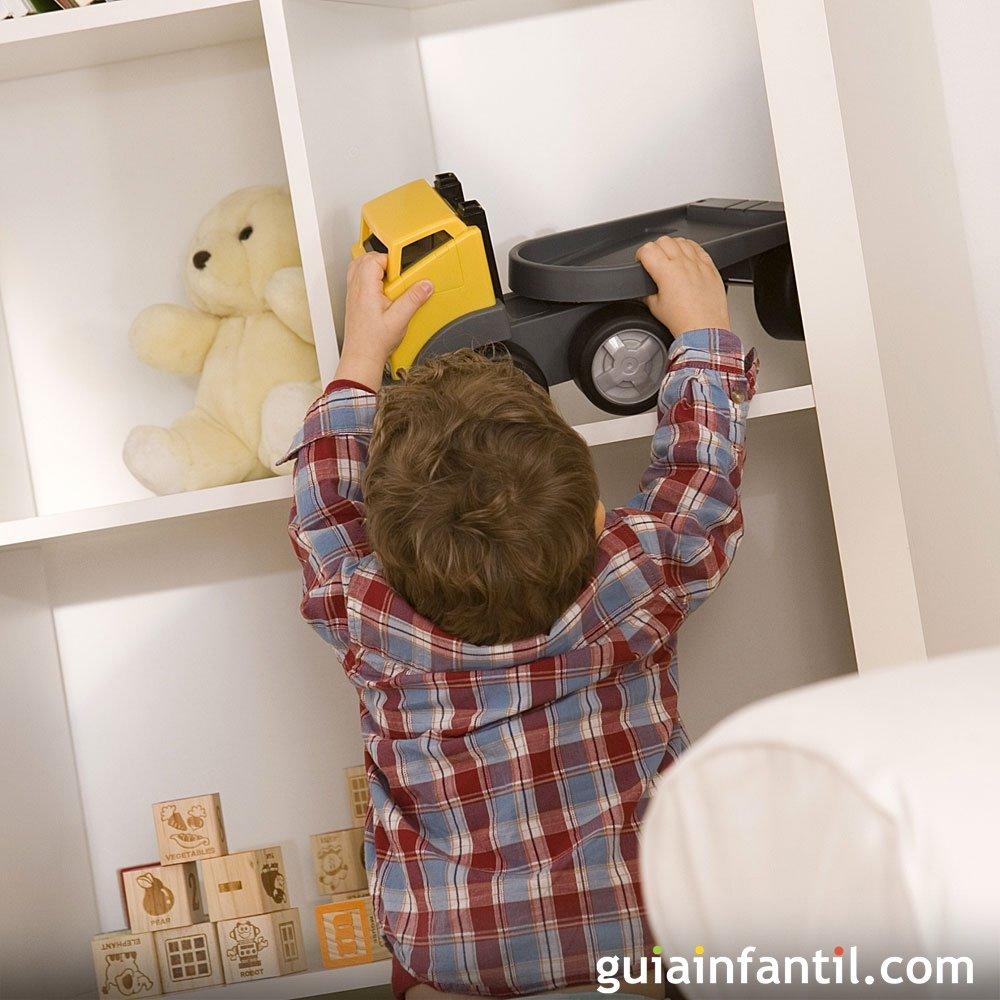 La organizaci n de los juguetes de los ni os for Juego de organizar casa
