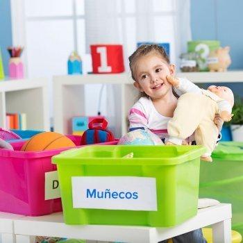 Los ni os deben recoger sus juguetes cuando terminen de jugar - Cosas para guardar juguetes ...