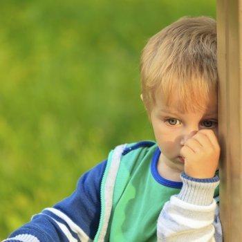 Niños con baja autoestima