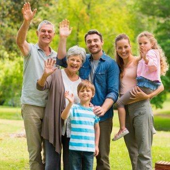 Abuso de los hijos a los abuelos