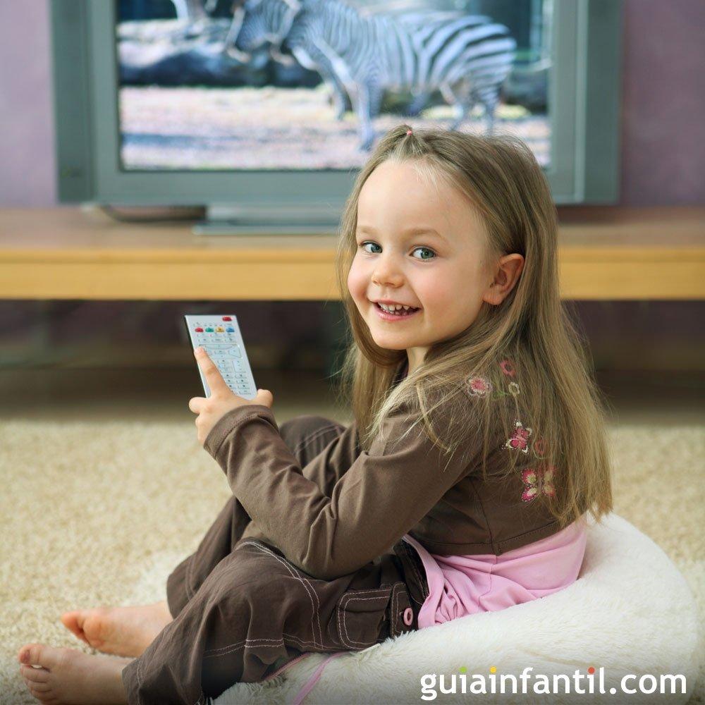 Los efectos de la televisi n en los ni os - Television en casa ...