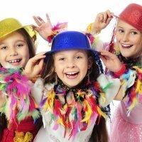 El carnaval y los niños