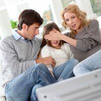 El papel de los padres frente a la televisión