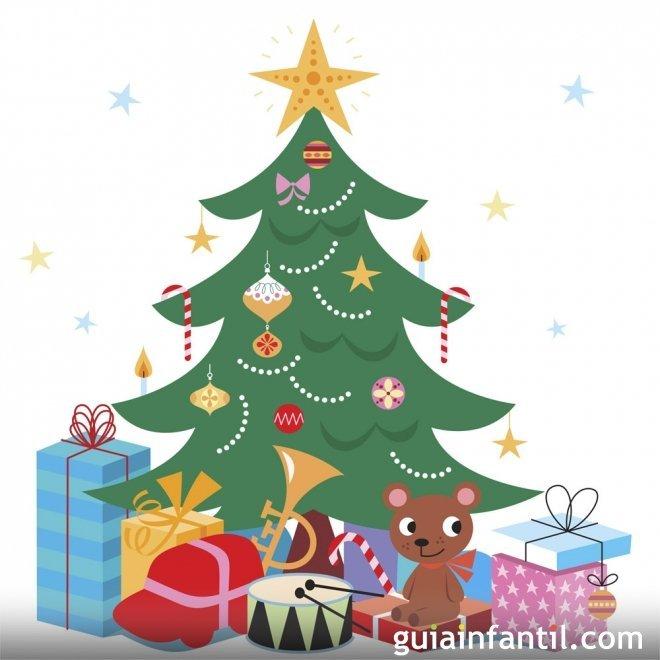 69c4137d317 Un regalo de Navidad. Cuento navideño
