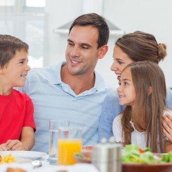 Diálogo en la familia
