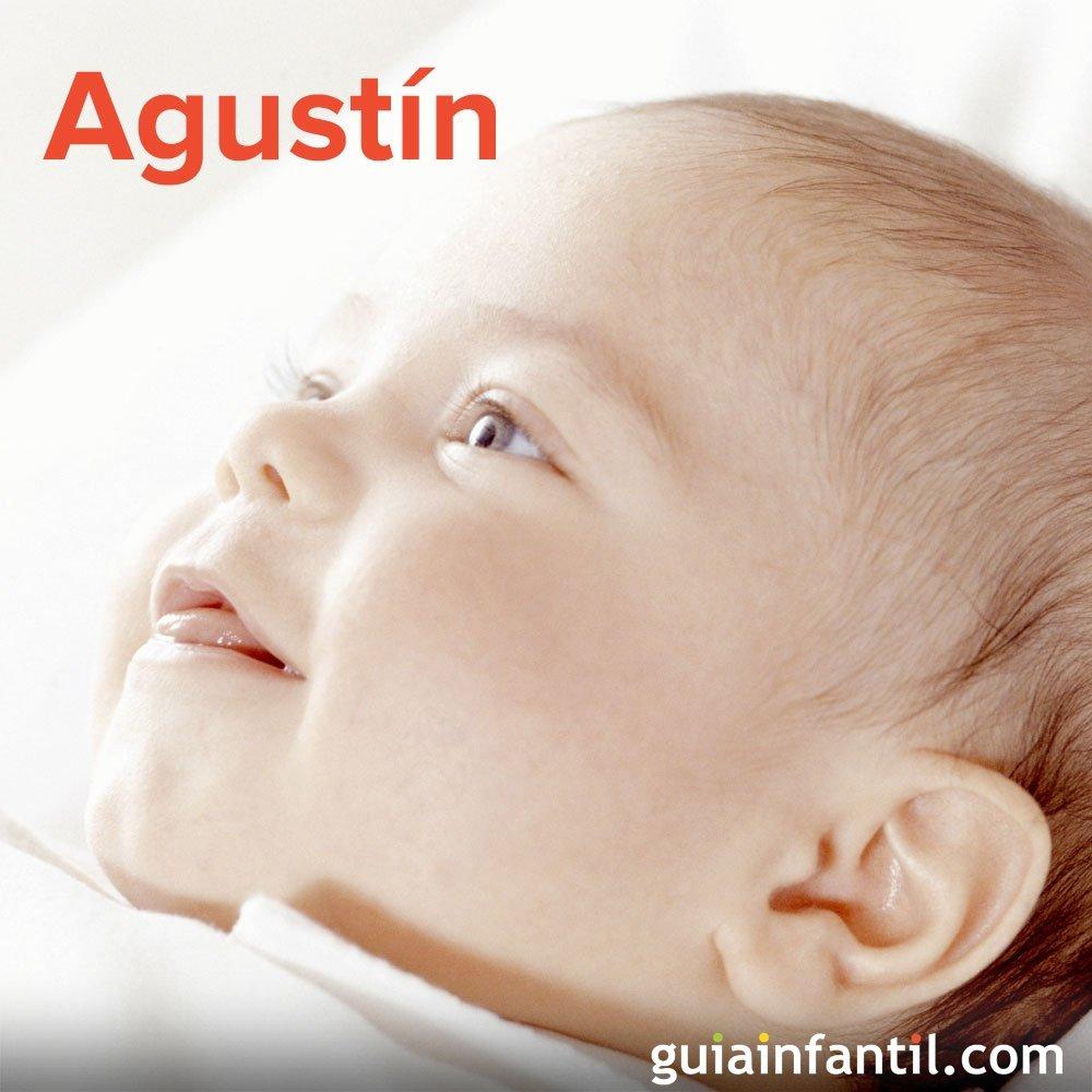 Día del Santo Agustín, 28 de agosto, Nombres para niños