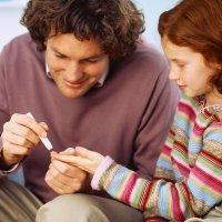 La diabetes en los niños y en los bebés