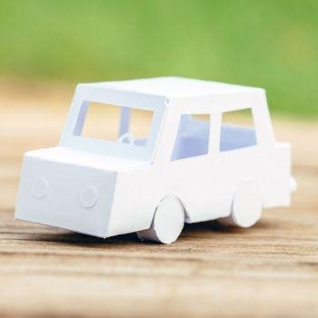Medios de transporte con cartón