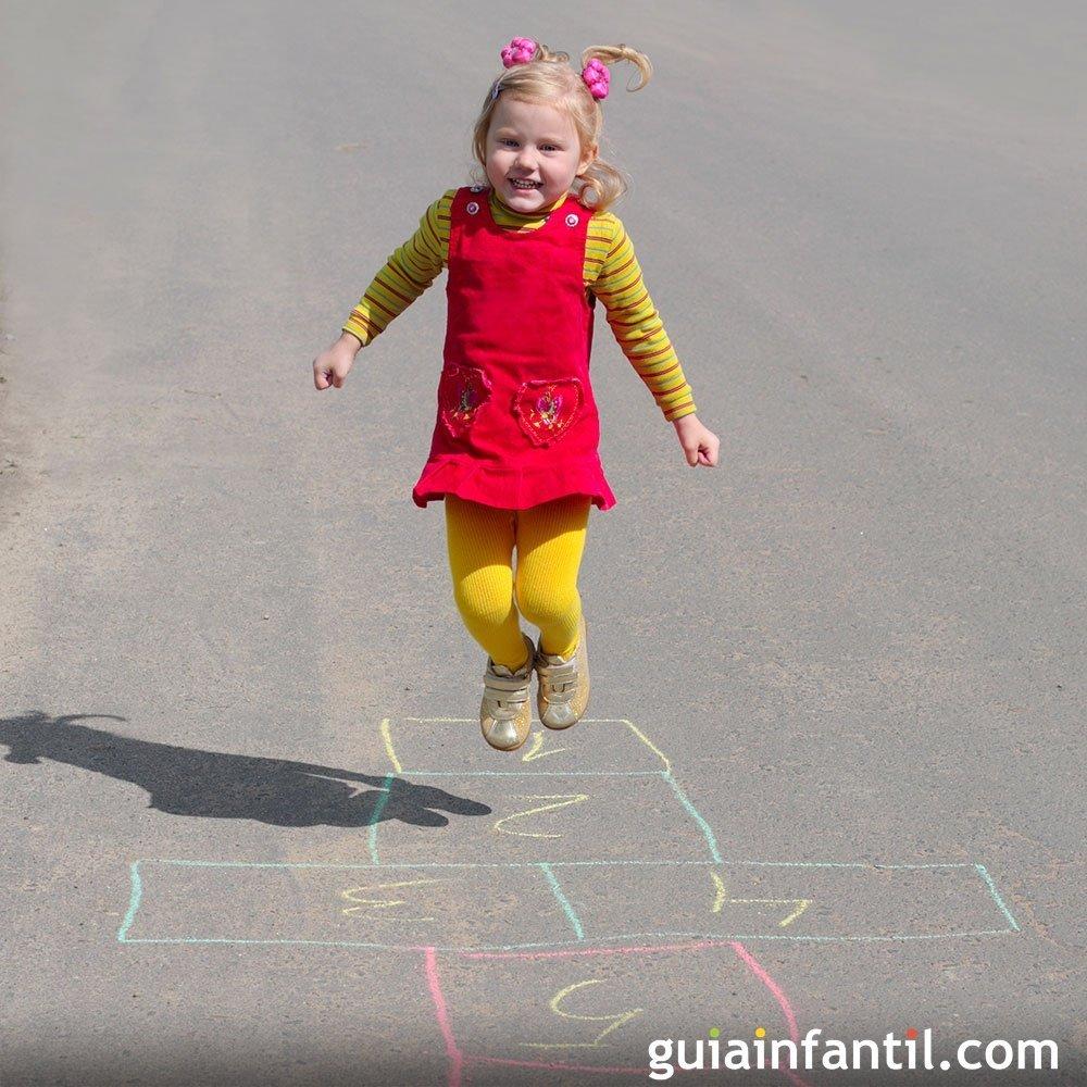 Rayuela Juegos Para Niños
