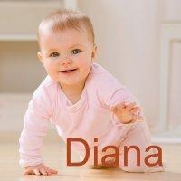 Día de la Santa Diana, 8 de junio. Nombres para niñas