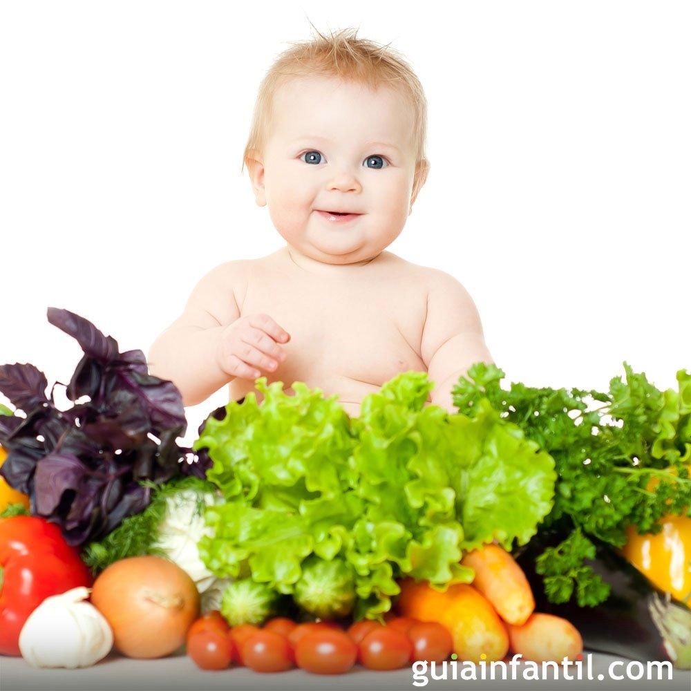 Alimentaci n para beb s y ni os por edades - Cuantas comidas hace un bebe de 8 meses ...
