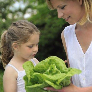 Cómo hacer con los niños un huerto ecológico