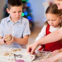 Vídeos de recetas de postres de Navidad para niños