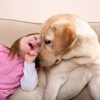 Terapias con animales en niños con discapacidad