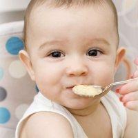 Los cereales en la alimentación del bebé