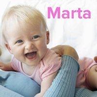 Día de Santa Marta, 29 de julio. Nombres para niñas