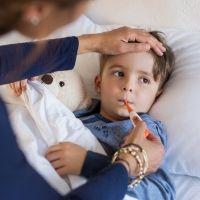 Bebé con fiebre, ¿qué hacer?