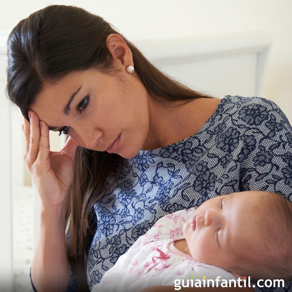 Cómo Afecta La Depresión Posparto Al Desarrollo Y Sueño Del Bebé