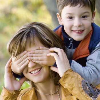 Estimulación en niños Asperger