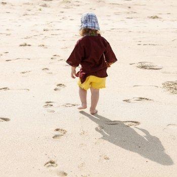 Consejos para evitar que los niños se pierdan
