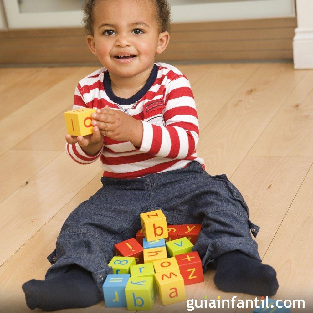48838587194fe Bebé de 21 meses. Desarrollo del bebé mes a mes