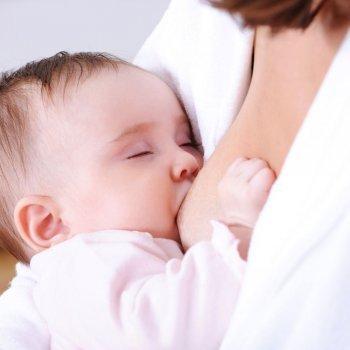 Cómo dar el pecho al bebé
