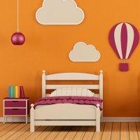 decorar una habitacin de beb con poco dinero