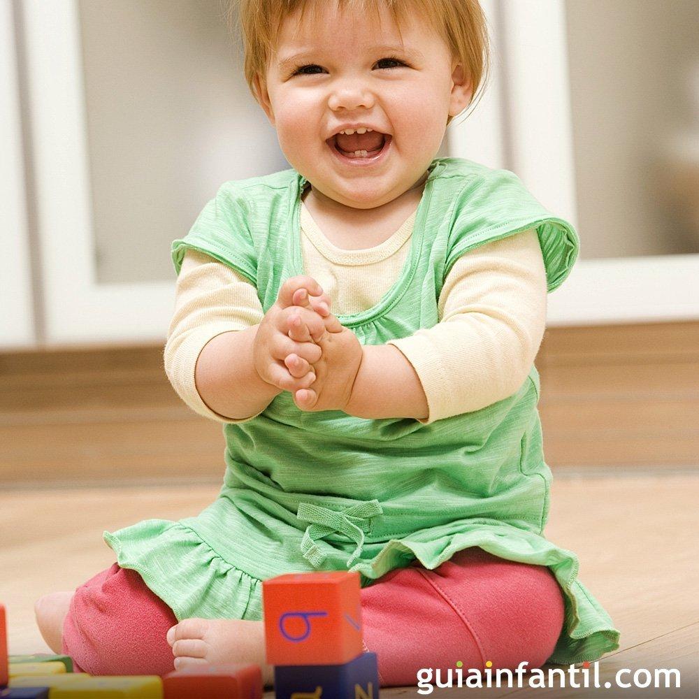 81d57eaec Bebé de 23 meses. Desarrollo del bebé mes a mes