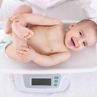 Calculadora de percentiles de peso de niños y niñas