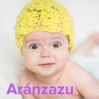 Día de Nuestra Señora de Aránzazu, 9 de septiembre. Nombres para niñas
