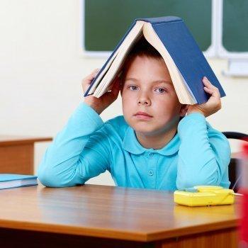 Estrés en la vuelta al colegio
