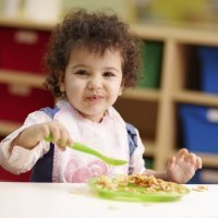 Las comidas del bebé en la Escuela Infantil